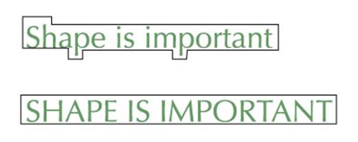 conversion font type