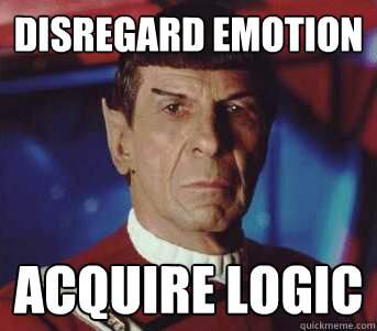 discard emotional copywriting