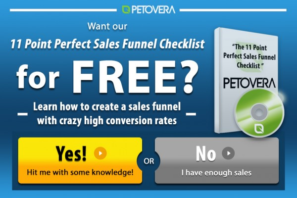 info products sales funnel