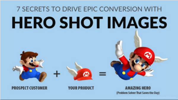 hero shot tips