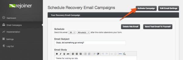email retargeting tips