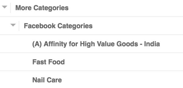 categories-to-target-in-facebook-advertising