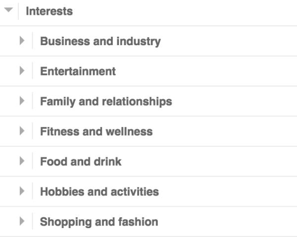 targeting-interests-on-fb