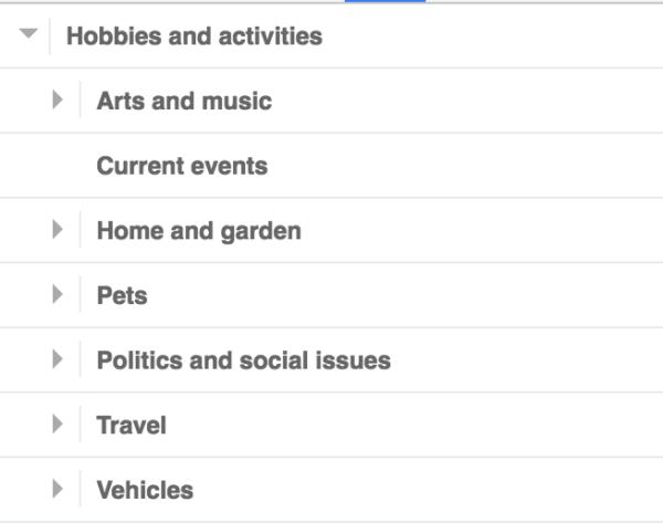 targeting-on-facebook-interests