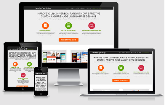 multiple devices responsive design