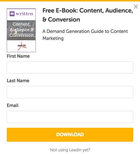 written ebook download