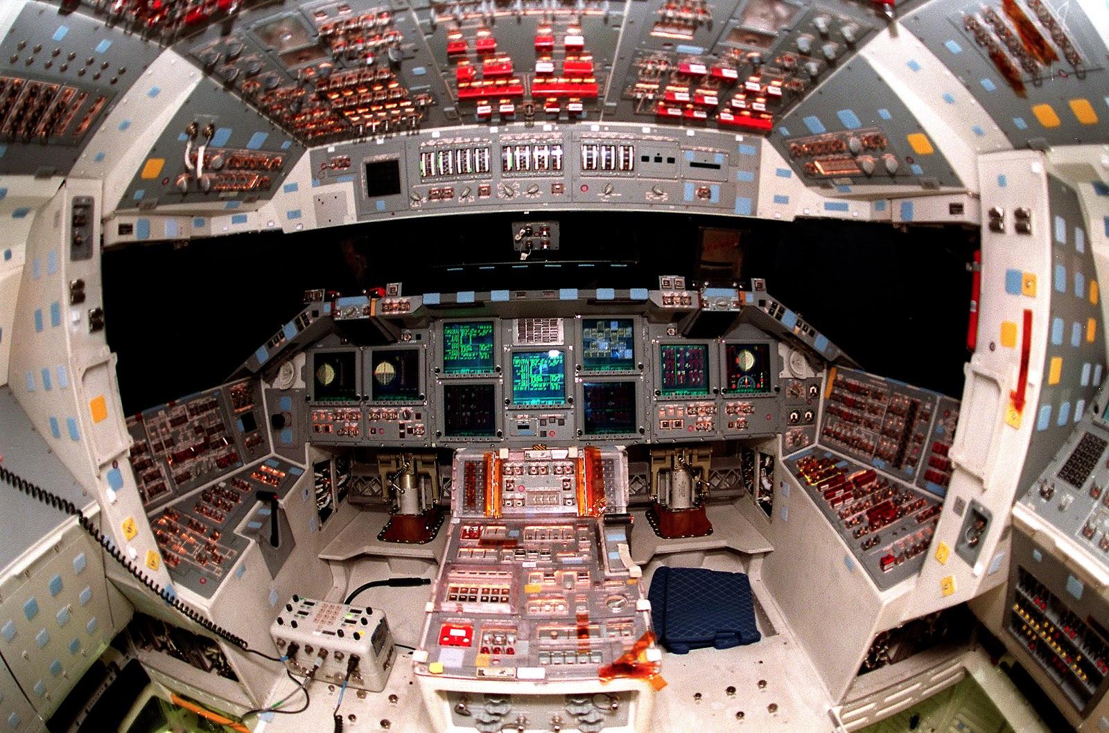 adwords nasa cockpit