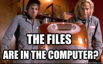 files in comp