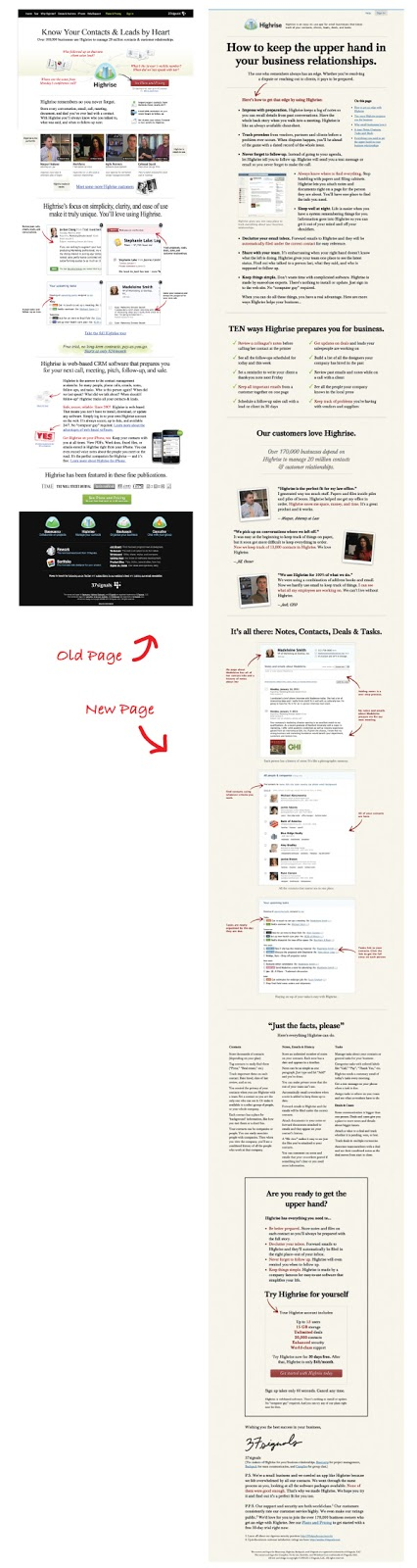 long page