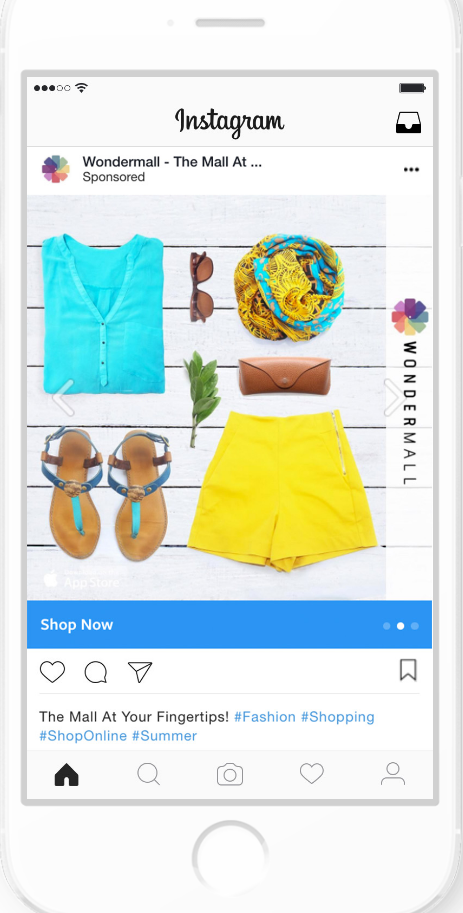 Instagram Wondermall