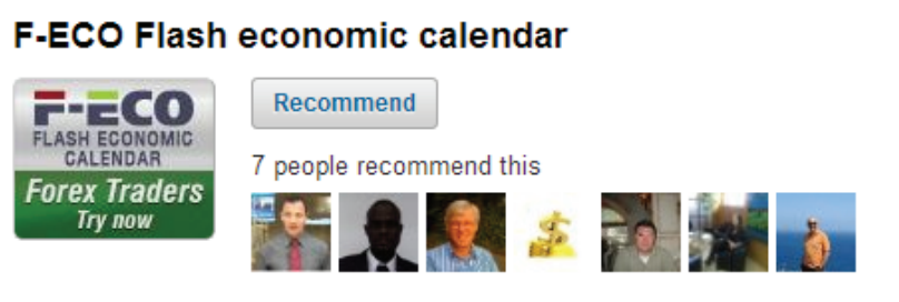 LinkedIn ads Recommendation Ad