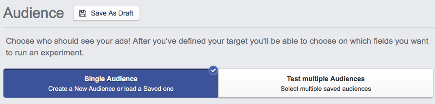 Facebook audience third party tool