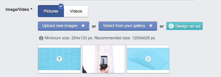 Facebook A/B testing third party tools