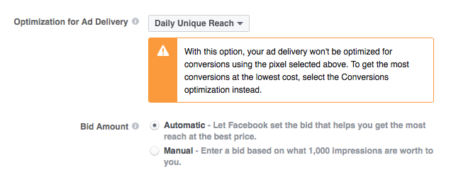 Optimize Your Ads for Daily Unique Reach