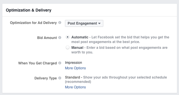 Customize Your Facebook Ad Delivery