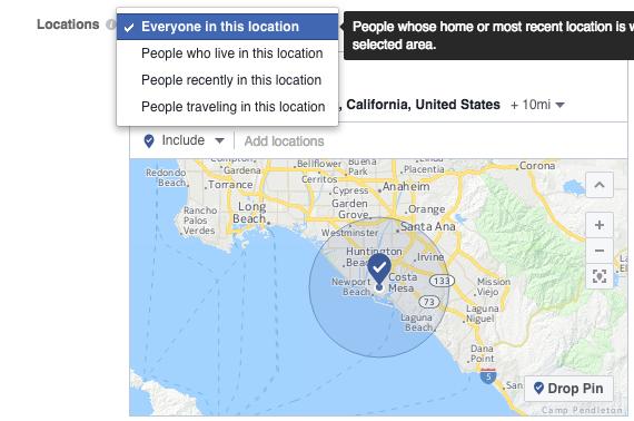 Facebook ad testing granular targeting