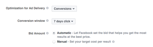 Optimize Facebook Ads for Conversions