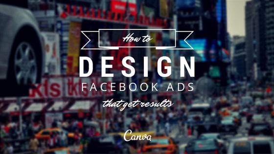 Learn about Facebook ad design from Canva