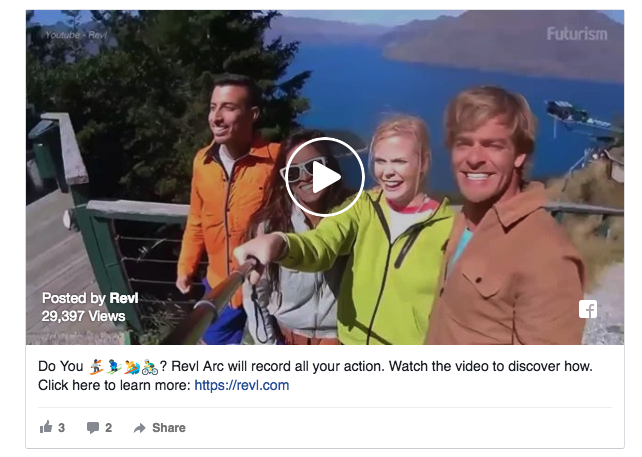 The viewer has a choice to watch the video or click the link to learn more.
