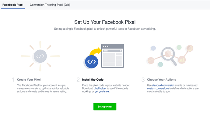 Learn how to set up your Facebook Pixel via Jon Loomer