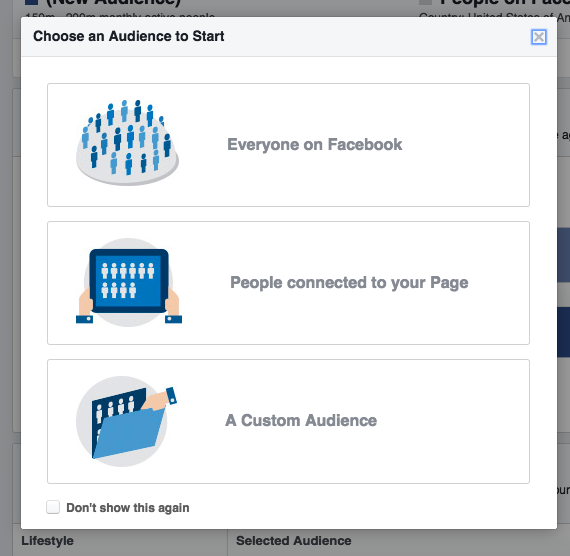 How to get to Audience Insights in Ads Manager