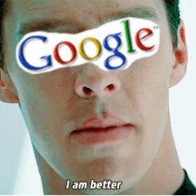 Yes, we know Google.