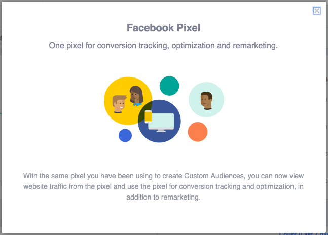 Now, you only need on Facebook Pixel.