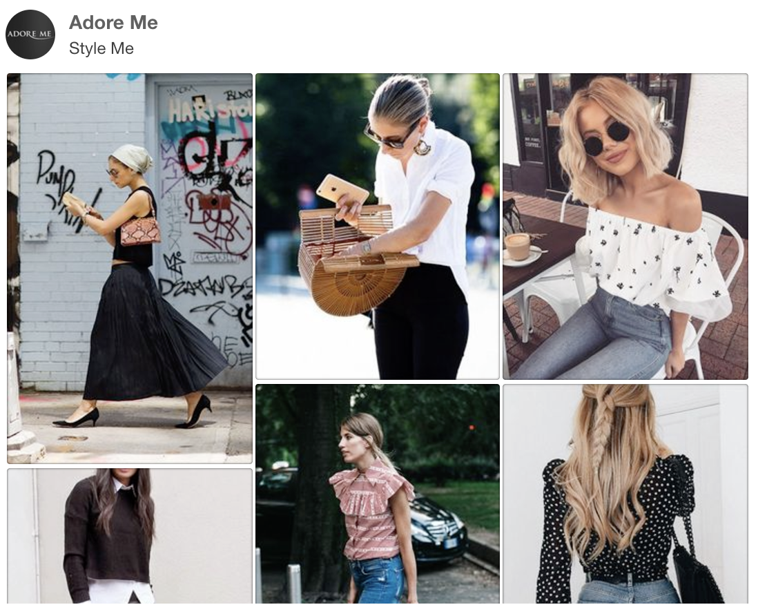 See how Adore Me increased engagement and sales with Engagement Campaign.