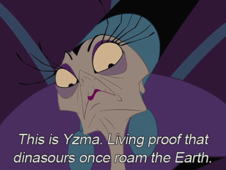 You don't want your conversions % looking like Yzma.