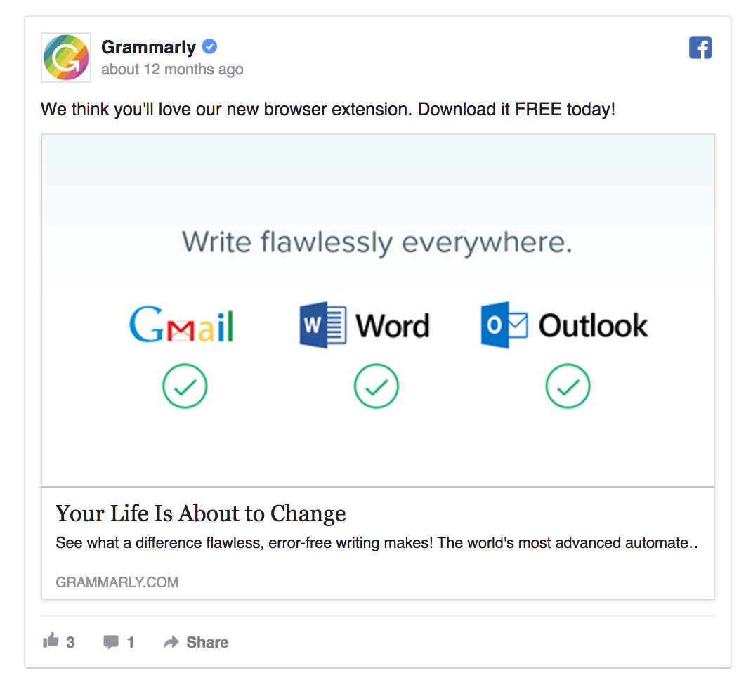Grammarly's introducing new browser extensions.