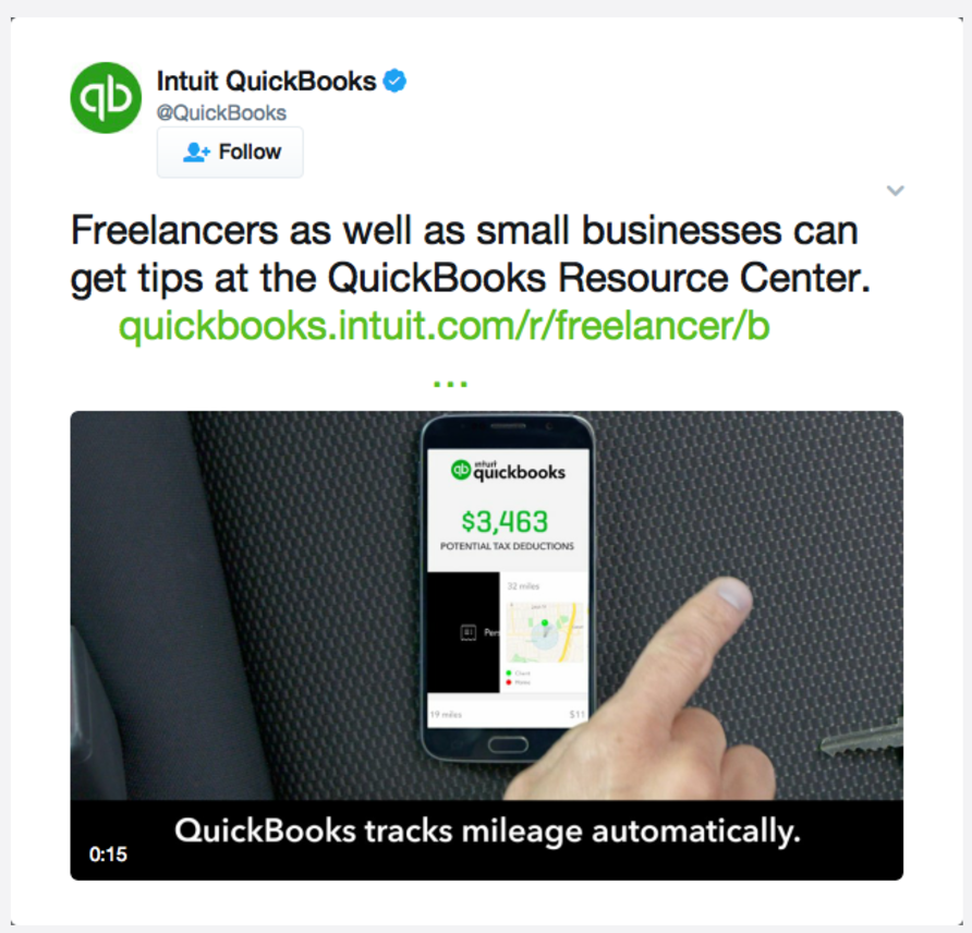 The second ad could retarget app owners.