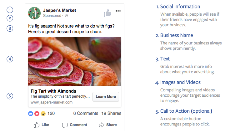 Follow these five steps to create a killer Facebook mobile ad.