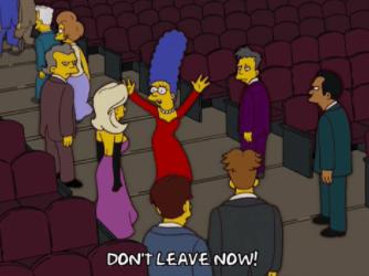 Wait! Stop! Don't go!