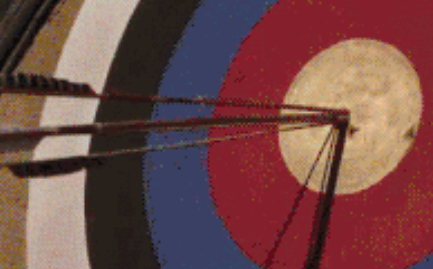 We're becoming regular Robin Hoods by saving money and using deadly accurate keyword targeting.