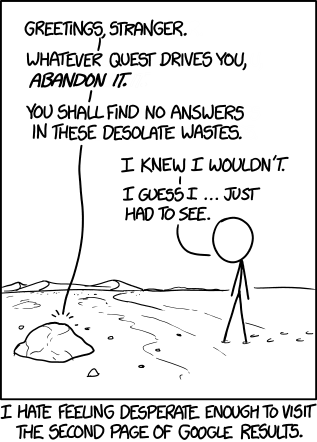 xkcd dropping truth bombs