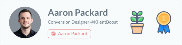 Aaron Packard - Conversion Designer