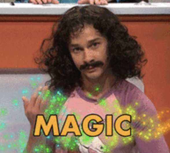 So easy it's like unicorn magic.