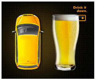 landing page best practices beer related to Fiat? Gotta engage to find out.
