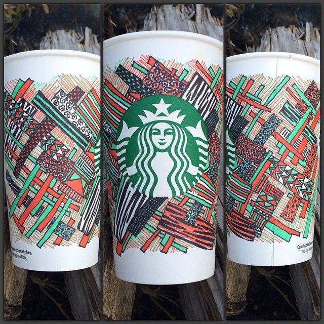 Starbucks's Instagram is filled with UGC.