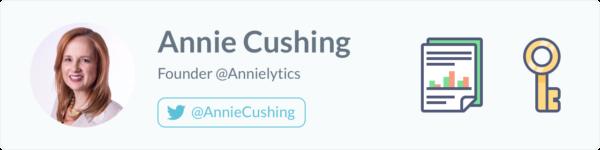 Annie Cushing Banner
