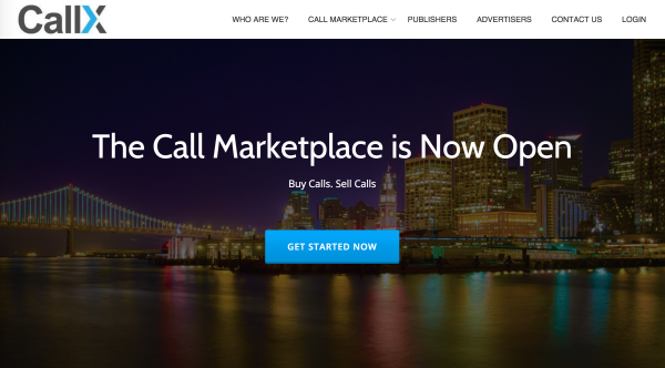Use CallX to generate calls for advertisers through search engines, social media, email and more.