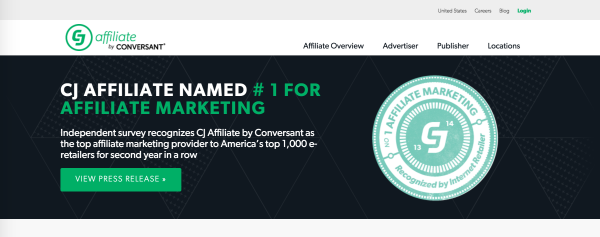Got an eCommerce store? Give CJ Affiliate a try.