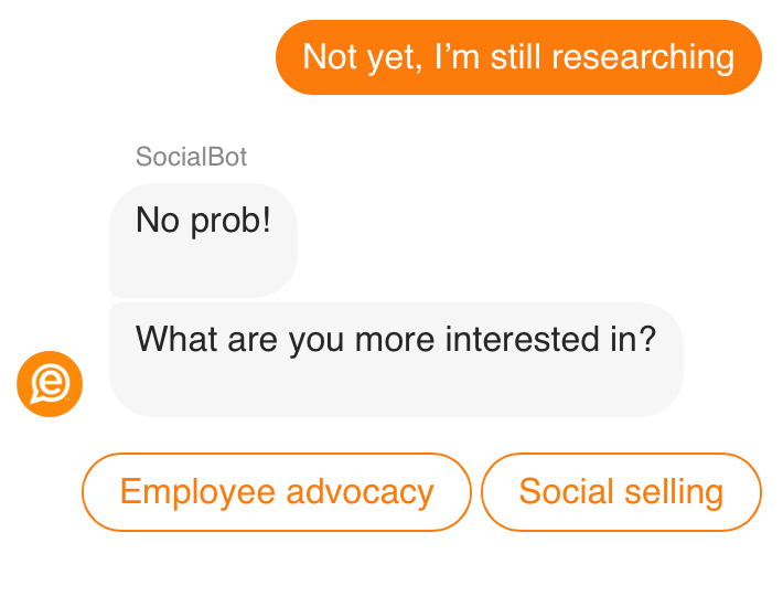 Clearly, bots are worth considering if they are helping these established companies push their reach further than they did without chatbots.