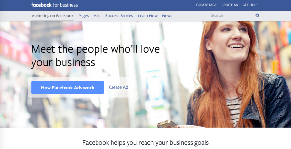 Know your target demographic? Facebook ads is for you.
