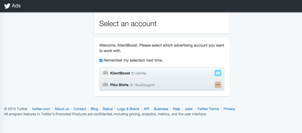 Twitter ads allow you to bid on your competitors' followers.