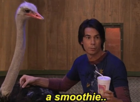 Did someone say smoothie?