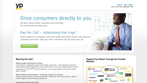 Create a simple ad to attract new customers and only pay when customers call you from your ad.
