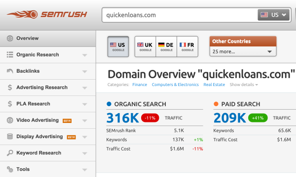 You can also take a look at SEO intel.