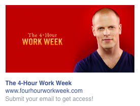 retargeting campaign access tim ferriss