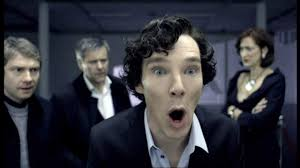Search Versus Display image 5: Mr. Holmes' surprise